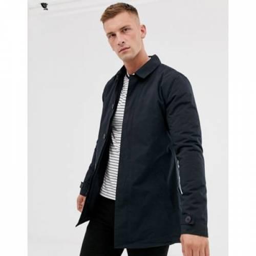 メンズファッション コート ジャケット 【 FRENCH CONNECTION LINED MAC 】