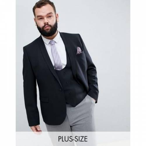 モンキー & メンズファッション スーツ セットアップ 【 NOOSE MONKEY PLUS SKINNY SUIT JACKET 】 ※セットアップではありません