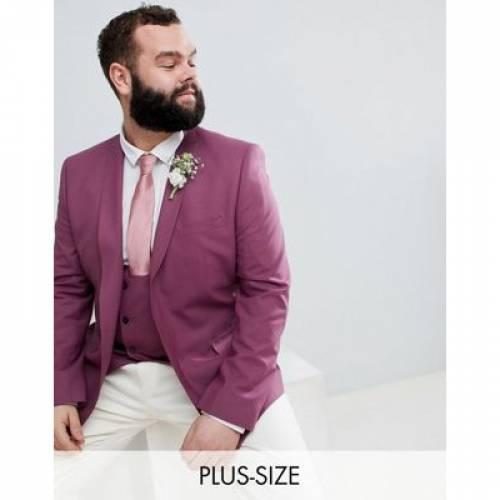 モンキー & メンズファッション コート ジャケット 【 NOOSE MONKEY PLUS WEDDING SKINNY SUIT JACKET 】 ※セットアップではありません