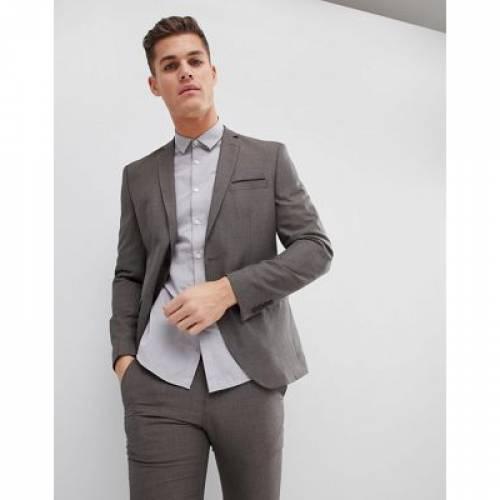 スリム メンズファッション スーツ セットアップ 【 SLIM SELECTED HOMME WEDDING SUIT JACKET 】 ※セットアップではありません