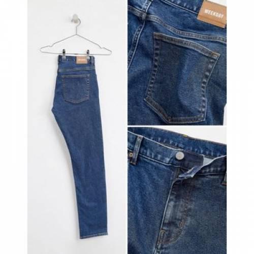 スリム デンバー メンズファッション ズボン パンツ 【 SLIM WEEKDAY FRIDAY FIT JEANS DENVER 】