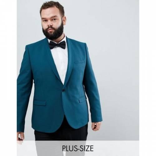 モンキー & メンズファッション コート ジャケット 【 NOOSE MONKEY PLUS SKINNY SUIT JACKET 】 ※セットアップではありません