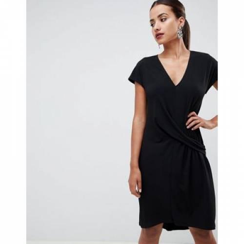 ドレス レディースファッション ワンピース 【 ASOS DESIGN DROPPED WAIST DRESS 】