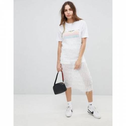 ドレス レディースファッション ワンピース 【 STYLENANDA KNITTED CAMI DRESS 】