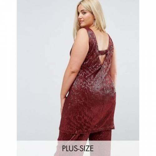 プレミアム ドレス レディースファッション 【 PREMIUM ELVI ALLOVER SEQUIN SHIFT DRESS WITH V BACK 】
