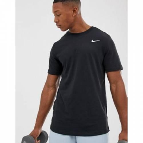 トレーニング ドライフィット Tシャツ 黒 ブラック 2.0 メンズファッション トップス カットソー 【 DRIFIT BLACK NIKE TRAINING TSHIRT IN 】