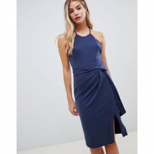 ドレス レディースファッション ワンピース 【 STYLESTALKER MISCHA BELTED MINI DRESS 】