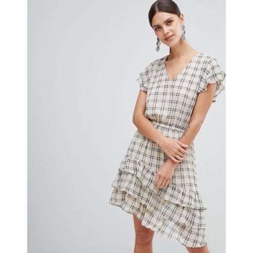 ドレス Y.A.S レディースファッション ワンピース 【 SACHECKY SKATER DRESS 】