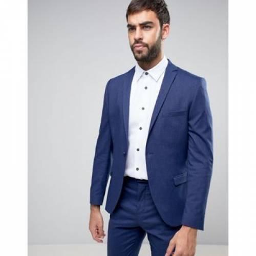 メンズファッション コート ジャケット 【 SELECTED HOMME SUPER SKINNY SUIT JACKET 】 ※セットアップではありません