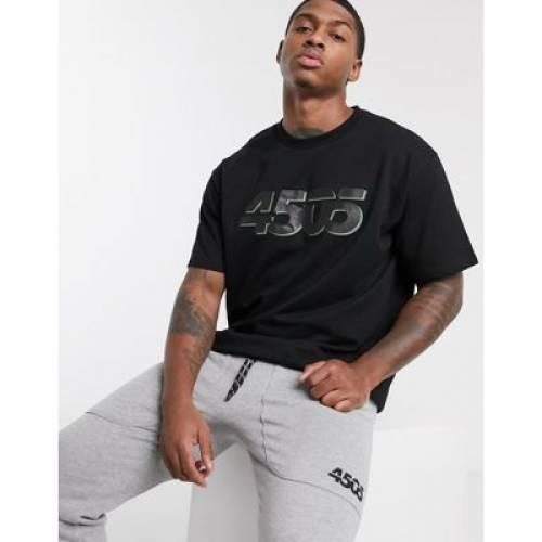 Tシャツ ロゴ メンズファッション トップス カットソー 【 ASOS 4505 HEAVYWEIGHT TSHIRT WITH LOGO 】