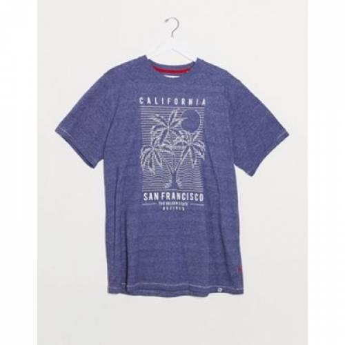 デューク Tシャツ メンズファッション トップス カットソー 【 DUKE SAN FRANCISCO PRINTED TSHIRT 】