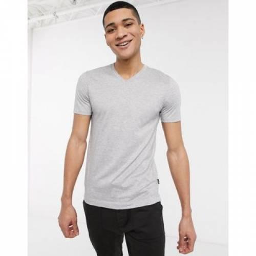 Tシャツ メンズファッション トップス カットソー 【 BOSS TEAL TSHIRT 】