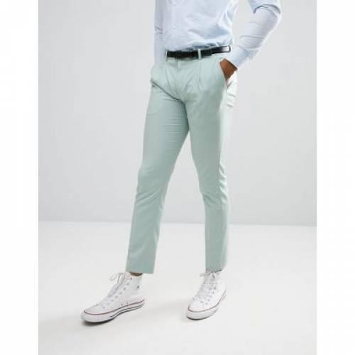 プレミアム & メンズファッション ズボン パンツ 【 PREMIUM JACK JONES SKINNY SUIT TROUSER 】