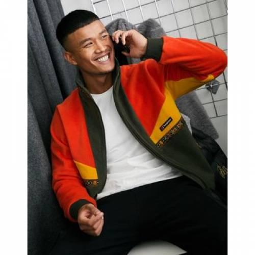 メンズファッション コート ジャケット 【 BERGHAUS TRAMANTANA 91 JACKET IN RED BLACK 】