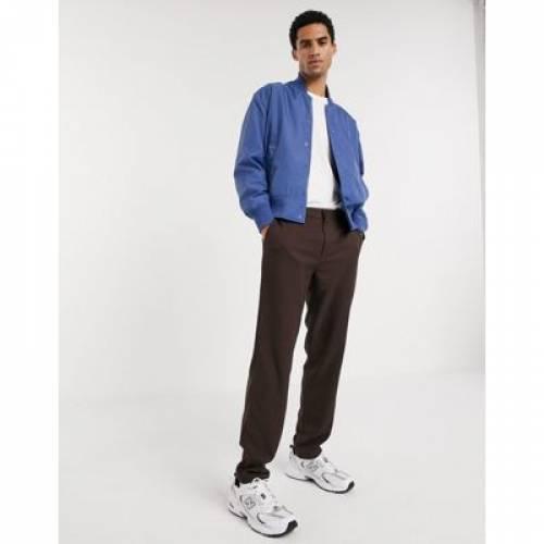 ブレイク 青 ブルー メンズファッション コート ジャケット 【 BLUE WEEKDAY BLAKE JACKET IN 】