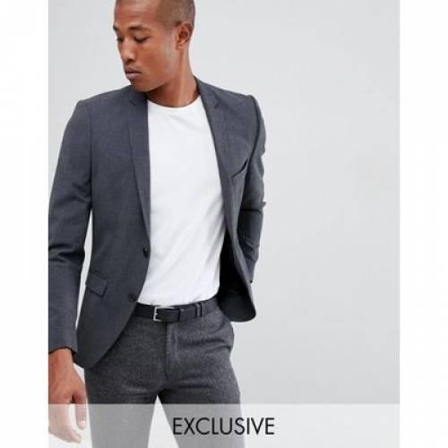 【海外限定】メンズファッション コート ジャケット 【 SELECTED HOMME SUIT JACKET IN SUPER SKINNY FIT 】 ※セットアップではありません
