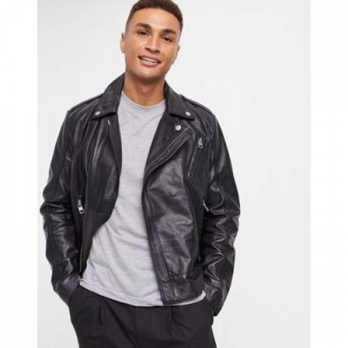 レザー メンズファッション コート ジャケット 【 CALVIN KLEIN JEANS PERFECTO LEATHER JACKET 】