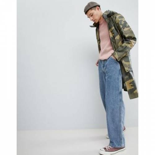 メンズファッション コート ジャケット 【 MENNACE PARKA JACKET IN CAMO 】