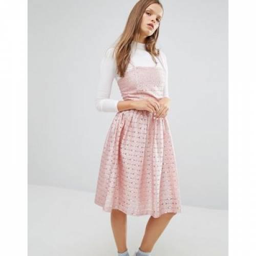 ドレス レディースファッション ワンピース 【 STYLENANDA PROM PARTY DRESS 】