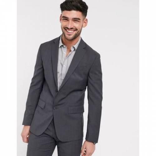 モダン メンズファッション コート ジャケット 【 CALVIN KLEIN MODERN TEXTUERD SUIT JACKET 】 ※セットアップではありません
