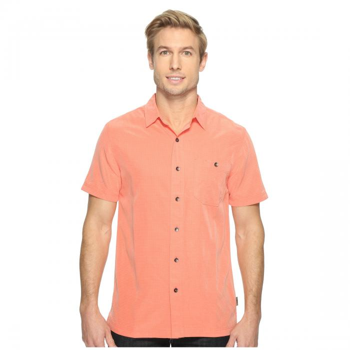 【海外限定】半袖 Tシャツ メンズファッション カジュアルシャツ 【 MOJAVE DESERT PUCKER S 】