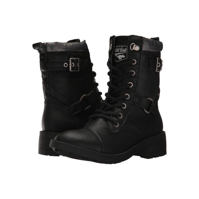【海外限定】サンダー レディース靴 ブーツ 【 THUNDER 】