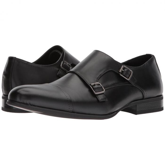 KENNETH COLE UNLISTED メンズ ビジネススニーカー 【 Eel Monk 】 Black