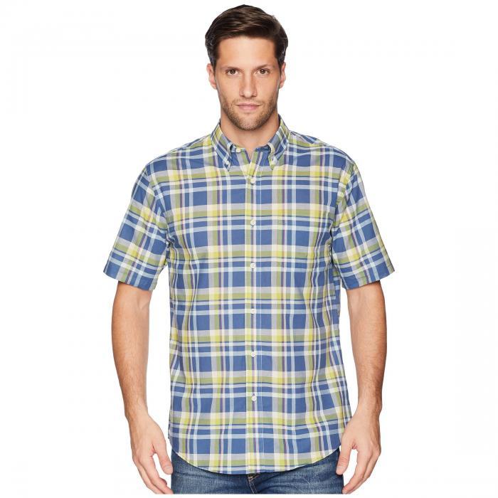 【海外限定】半袖 Tシャツ ダウン カジュアルシャツ トップス 【 S SEASIDE BUTTON DOWN SHIRT 】