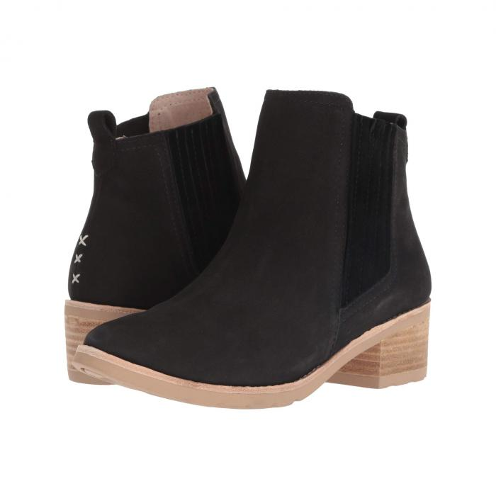 REEF ブーツ レディース 【 Voyage Boot Le 】 Black/natural