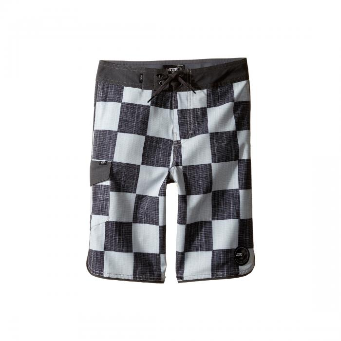 【海外限定】キッズ ベビー 【 MIXED SCALLOP BOARDSHORTS LITTLE KIDS BIG 】