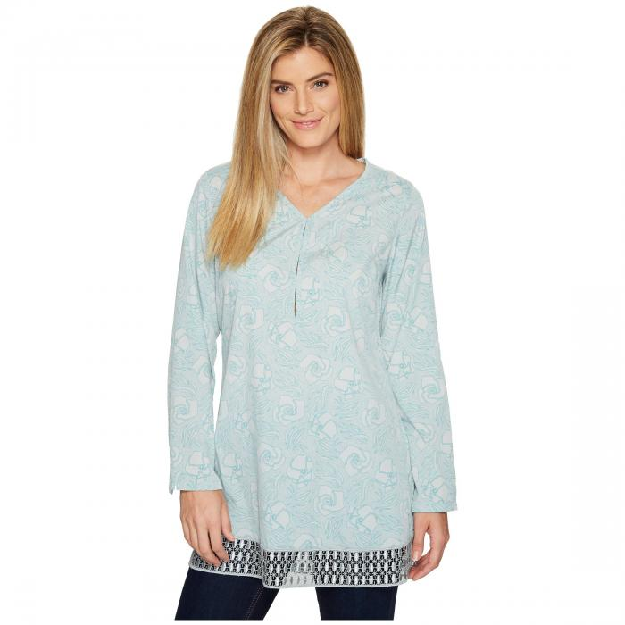 TOAD&CO TOAD&CO 【 SUNLIGHT TUNIC CHROME FLORAL PRINT 】 レディースファッション トップス Tシャツ カットソー