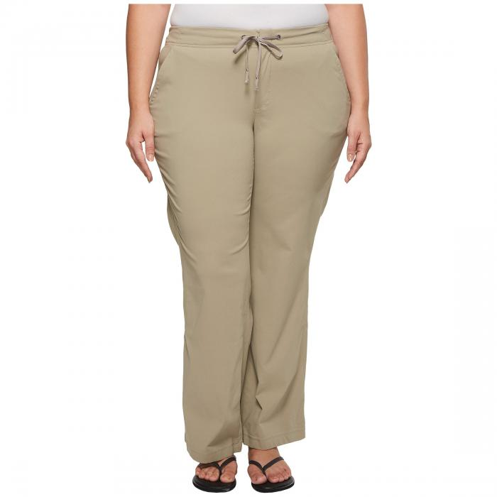 【海外限定】パンツ ボトムス 【 COLUMBIA PLUS SIZE ANYTIME OUTDOOR FULL LEG PANTS 】【送料無料】