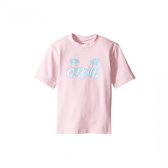 【海外限定】スキンズ ショーツ ハーフパンツ スリーブ Tシャツ トップス 【 SKINS SLEEVE SHORT RASH TEE INFANT TODDLER LITTLE KIDS 】