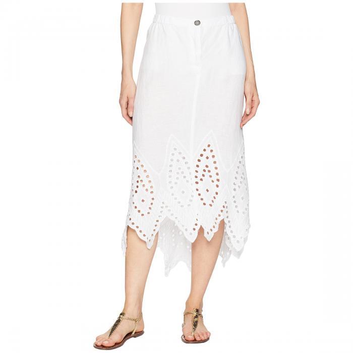 XCVI レディースファッション ボトムス スカート レディース 【 Daru Skirt 】 White