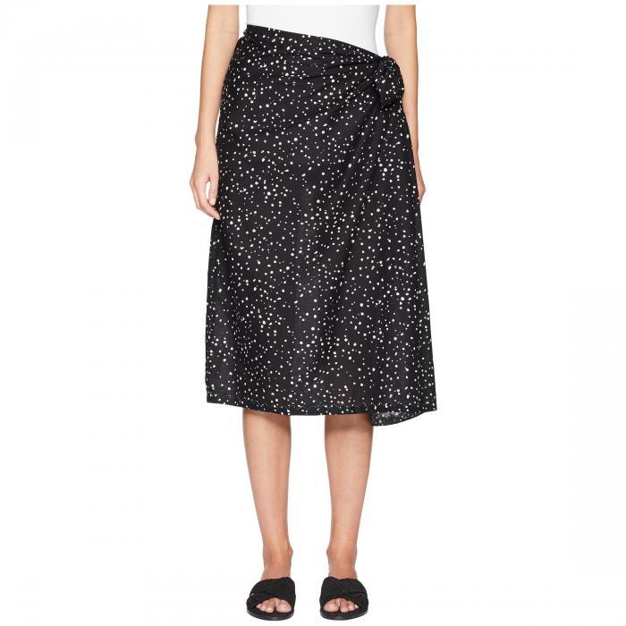 アイリーンフィッシャー EILEEN FISHER レディースファッション ボトムス スカート レディース 【 Faux K/l Skirt 】 Black