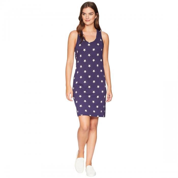 オルタナティブ ALTERNATIVE タンクトップ ドレス レディースファッション ワンピース レディース 【 Effortless Printed Tank Dress 】 Midnight Stars