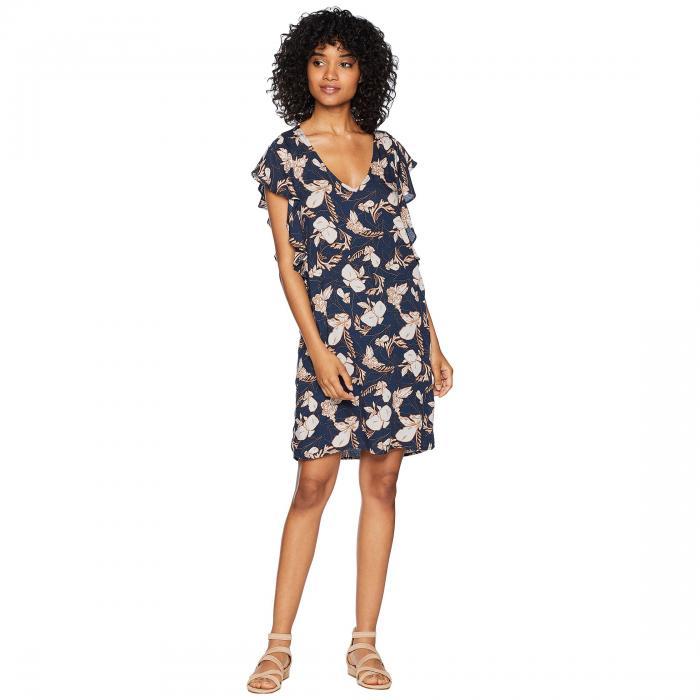 【海外限定】ドレス レディースファッション ワンピース 【 SPLENDID RAMO FLORAL PRINT RUFFLE DRESS 】【送料無料】