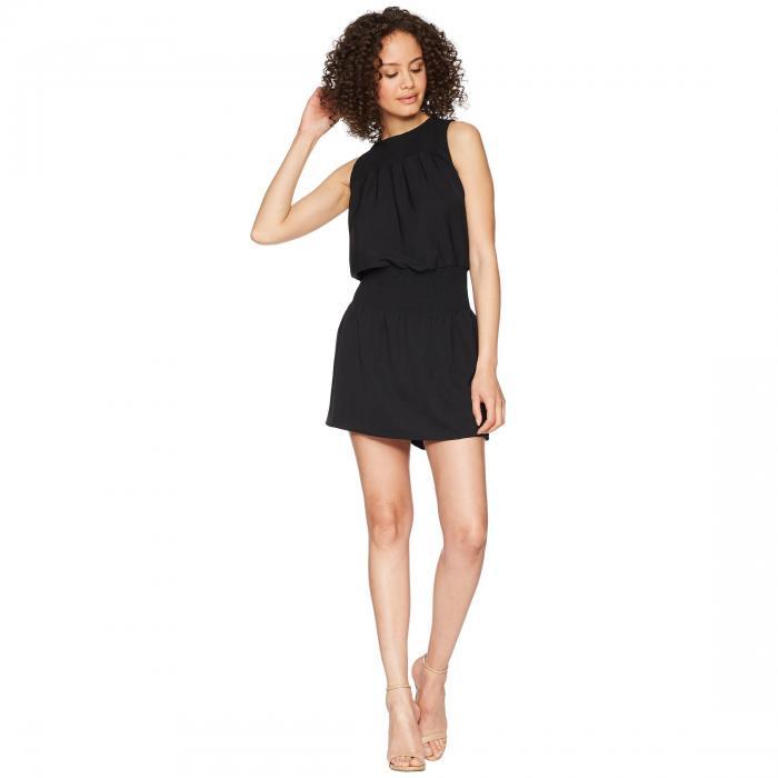 【海外限定】ドレス + ワンピース レディースファッション 【 BISHOP YOUNG SMOCKED DRESS 】【送料無料】