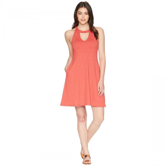 TOAD&CO ドレス レディースファッション ワンピース レディース 【 Avalon Dress 】 Rhubarb