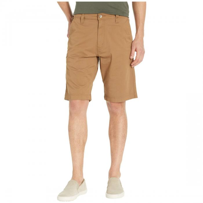 SIGNATURE BY LEVI STRAUSS & CO. GOLD LABEL ショーツ ハーフパンツ & CO. 【 SIGNATURE BY LEVI STRAUSS GOLD LABEL UTILITY SHORTS TORTILLA 】 メンズファッション ズボン パンツ
