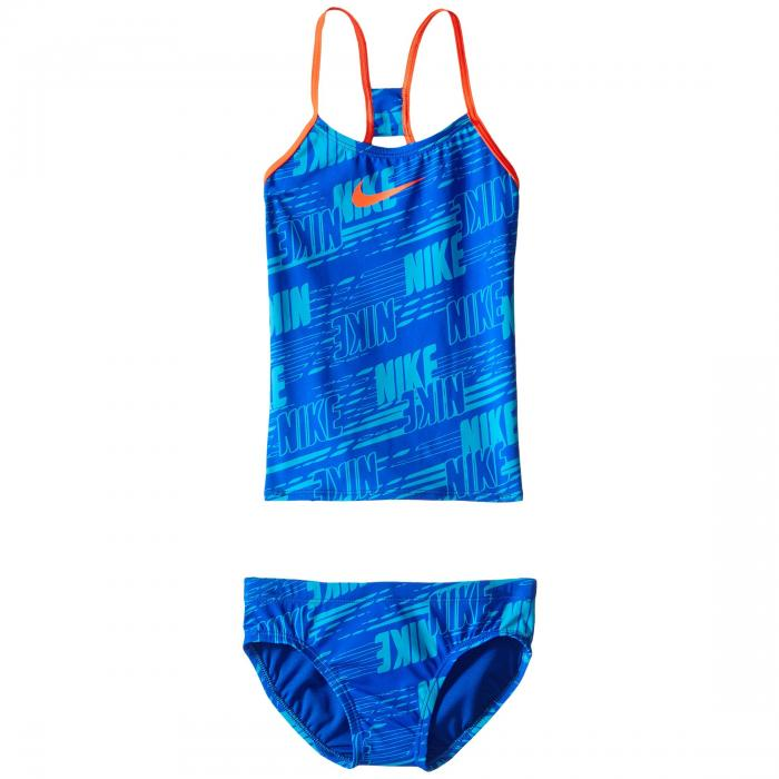 【海外限定】ベビー 水着 【 RACERBACK TANKINI BIG KIDS 】
