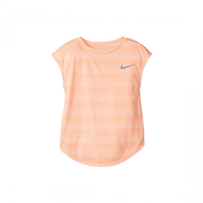 【海外限定】ストライプ ヘザー ドライフィット Tシャツ トップス 【 STRIPE HEATHER DRIFIT GRADIENT TEE LITTLE KIDS 】