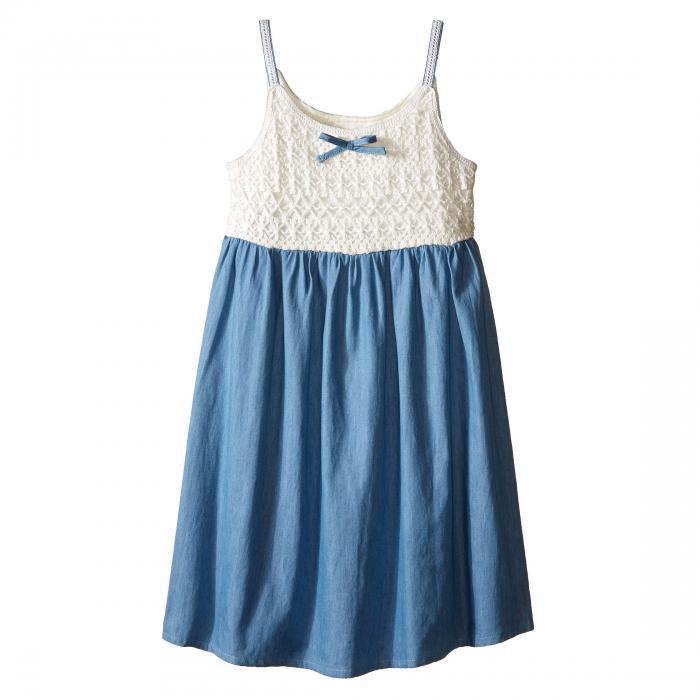 【海外限定】ドレス マタニティ キッズ 【 CROCHET BODICE DRESS LITTLE KIDS 】