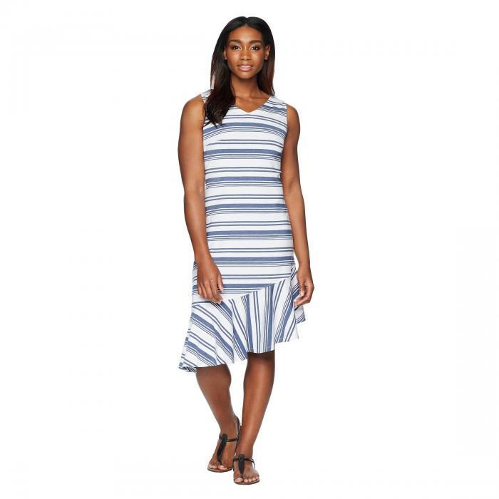 FIG CLOTHING ドレス レディースファッション ワンピース レディース 【 Ima Dress 】 Alcove Stripe
