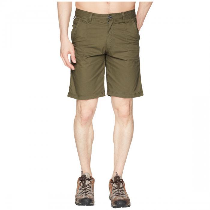 コロンビア COLUMBIA 【 BOULDER RIDGE FIVEPOCKET SHORTS PEATMOSS 】 メンズファッション ズボン パンツ 送料無料