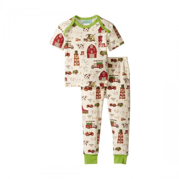 【海外限定】ショーツ ハーフパンツ スリーブ カバーオール ファッション 【 SLEEVE SHORT LONG PANTS SET INFANT 】