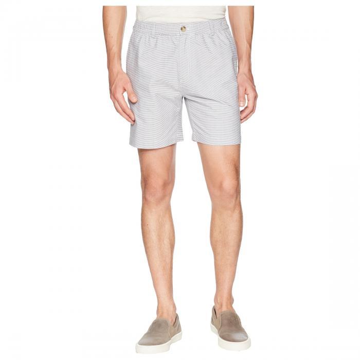 "VINEYARD VINES オックスフォード 7"" 【 OXFORD JETTY SHORTS GRAPHITE 】 メンズファッション ズボン パンツ 送料無料"