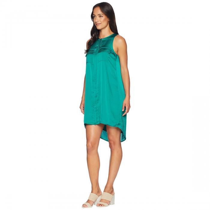 【海外限定】ドレス レディースファッション ワンピース 【 KENNETH COLE NEW YORK CHEST POCKETS DRESS 】