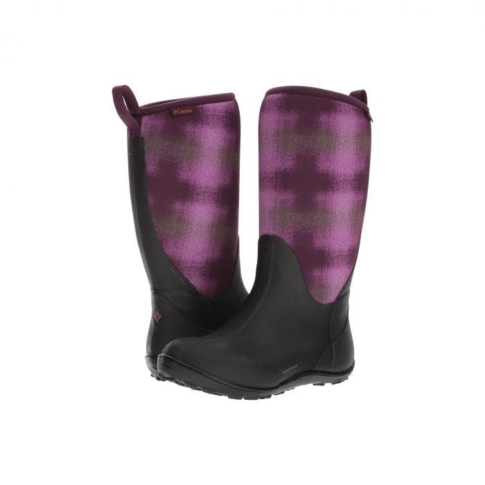 【海外限定】靴 ブーツ 【 SNOWPOW TALL PRINT OMNIHEAT 】