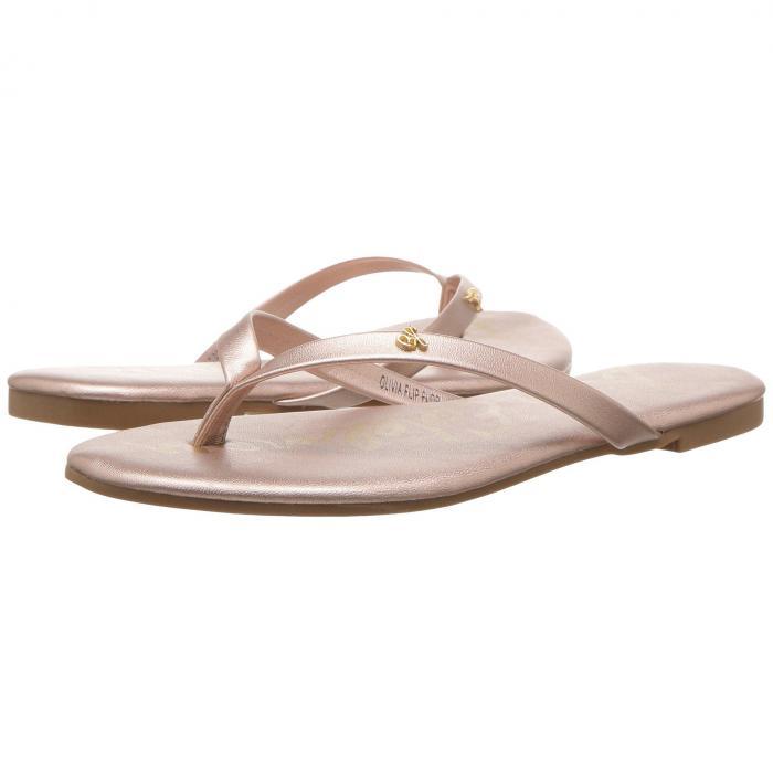 【海外限定】ベビー 靴 【 OLIVIA CHARM THONG LITTLE KID BIG 】